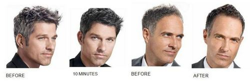 Hair Color Camo Just For Men Camouflage Your Grey Naturally