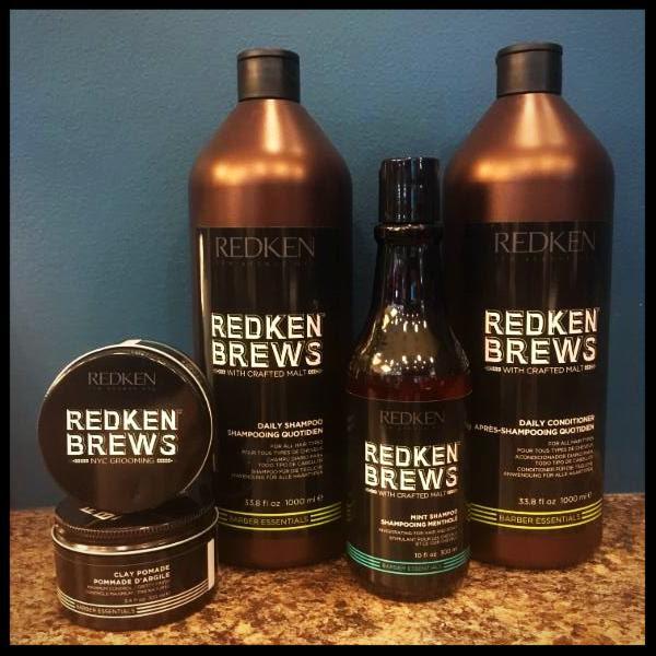 Redken Brews - Ultimate Image Salon & Spa - Exton, PA