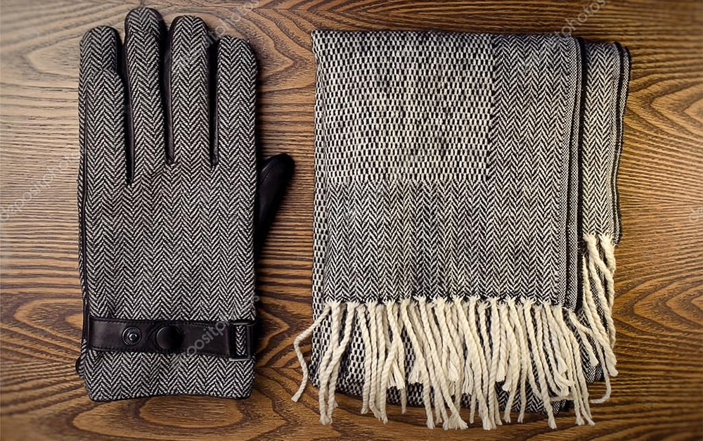 WARMTH Scarf and Glove
